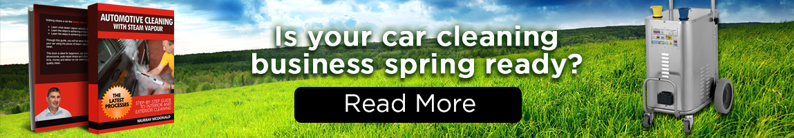 Car Steam Cleaning Spring Promo 2019 read more