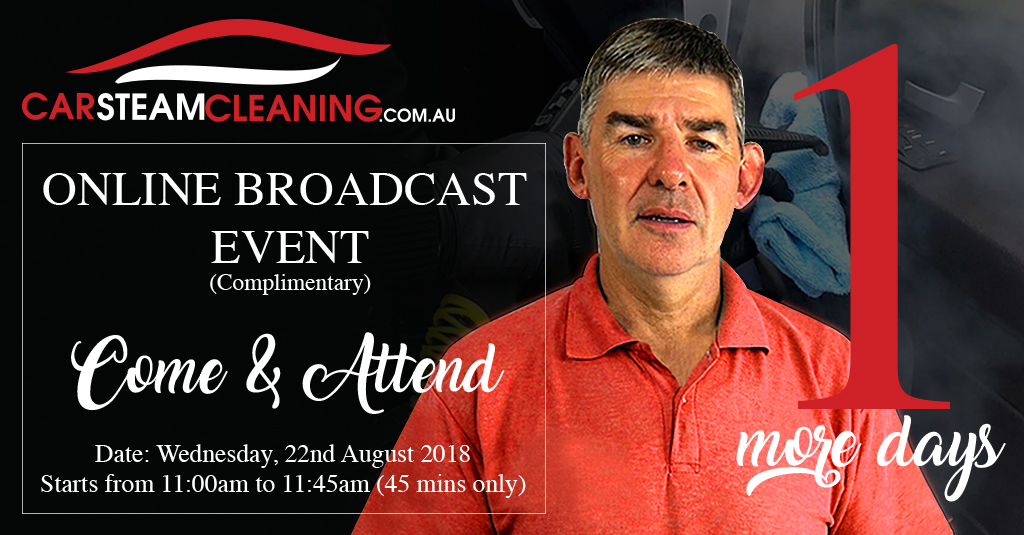 CSC Live Broadcast event Banner