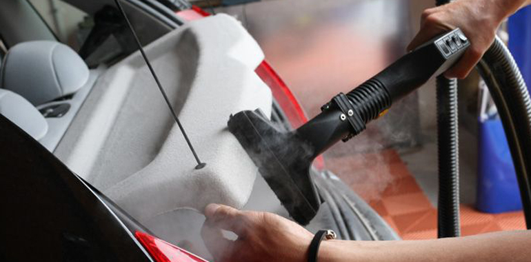 Car Steam Cleaning Event