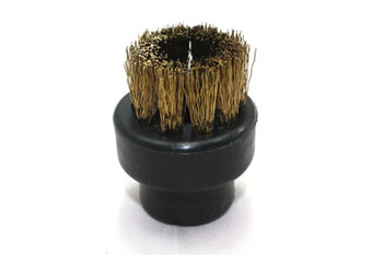 Brass Brush Round