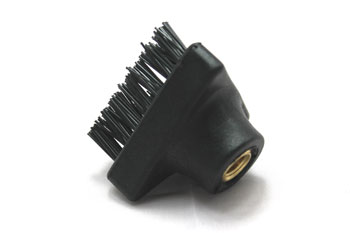 Triangular Threaded Brush